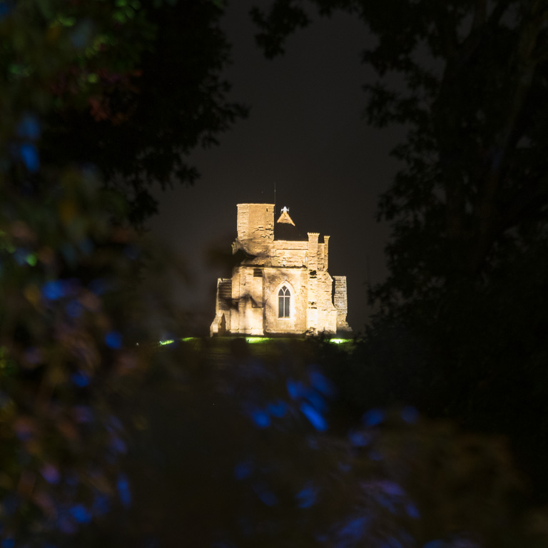 The Chapel Amongst the Trees - Illuminated.jpg